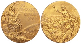 1936 Olympic Gold Medal
