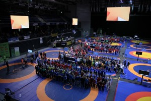 April-1 Greco-Roman Wrestling (Photos: Pavel Rycl)