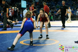 April-2 Freestyle Female Wrestling Day (Photos: Maria Kilk )